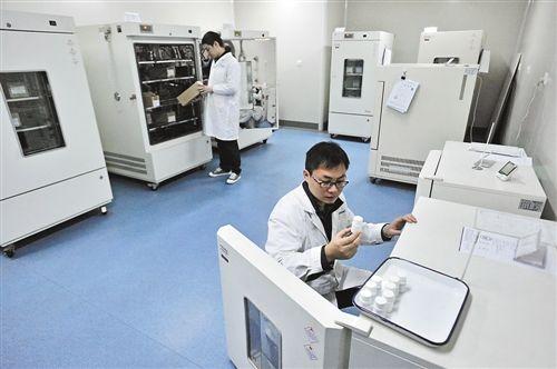 某世界500强企业化学品调合室TVOC治理项目